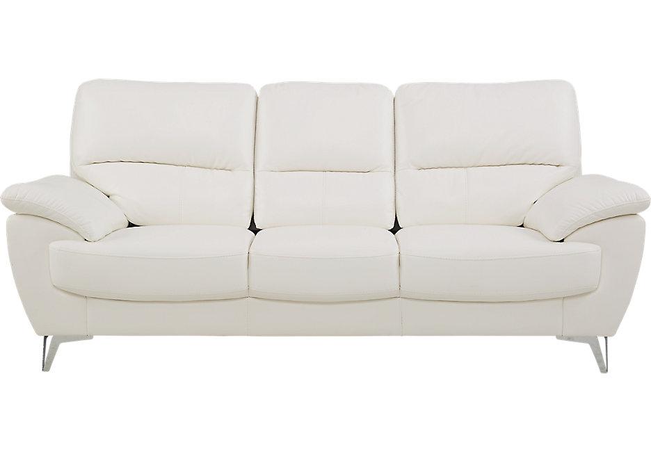 northway white sofa - sofas (white) PFMDCUU