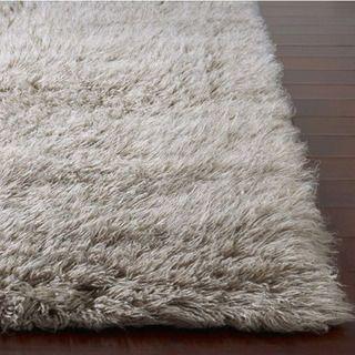 nuloom hand-woven flokati wool shag rug (5u0027 x 7u0027) | RIQUGCR