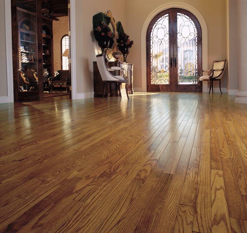 oak hardwood flooring ascot strip 2-1/4 PMYKBSG