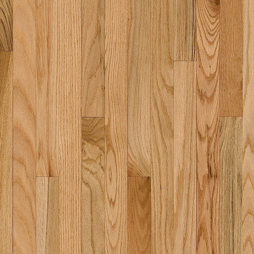 oak hardwood flooring bruce plano oak country natural 3/4 in. thick x 2-1/4 in. wide x JWNLSXW