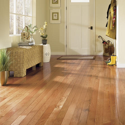 Have the best finishing for your home by using oak hardwood flooring