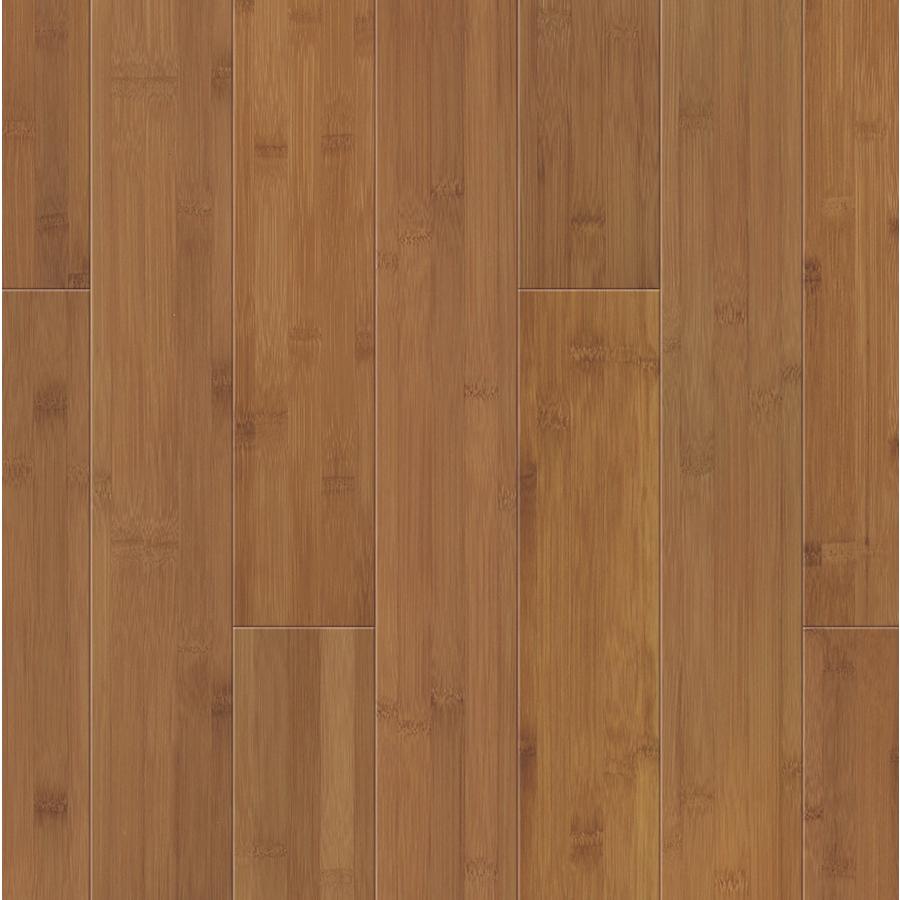 oak hardwood flooring natural floors by usfloors 3.78-in spice bamboo solid hardwood flooring  (23.8-sq ELHVWUV