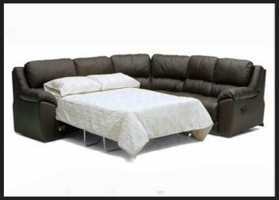 outstanding sectional with sleeper sofa leather sleeper sofa sectional e  reviewsco AVLKCLF