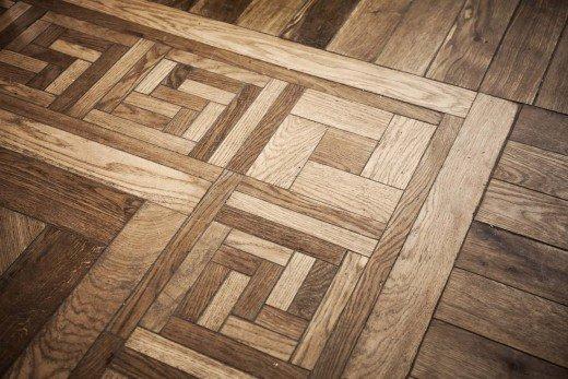 pattern of oak parquet flooring WHJVOFB