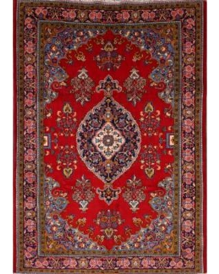 Persian area rugs 7x10 isfahan persian area rug VZNHYVI