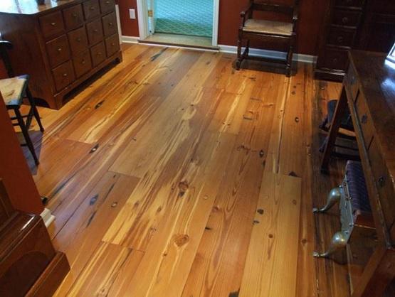 pine flooring ideas wide plank pine flooring, the new way to make your home looks half- DNPZMKY