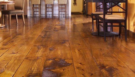 pine flooring ideas wide plank pine flooring, to make your home looks half- rustic   flooring RTKZADT