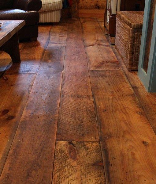 pine flooring wide pine floors. gorgeous color. love how rustic it looks ELQYJCV