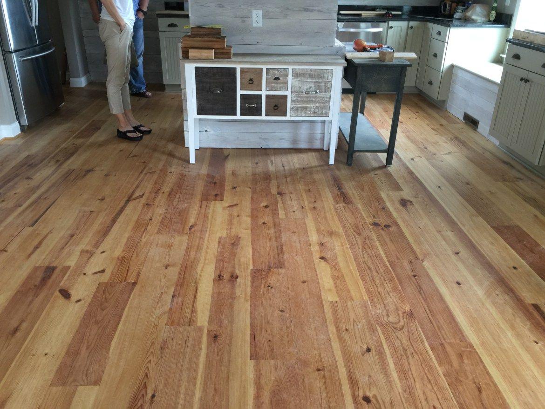 pine flooring wide plank heart pine image KLYJOUK