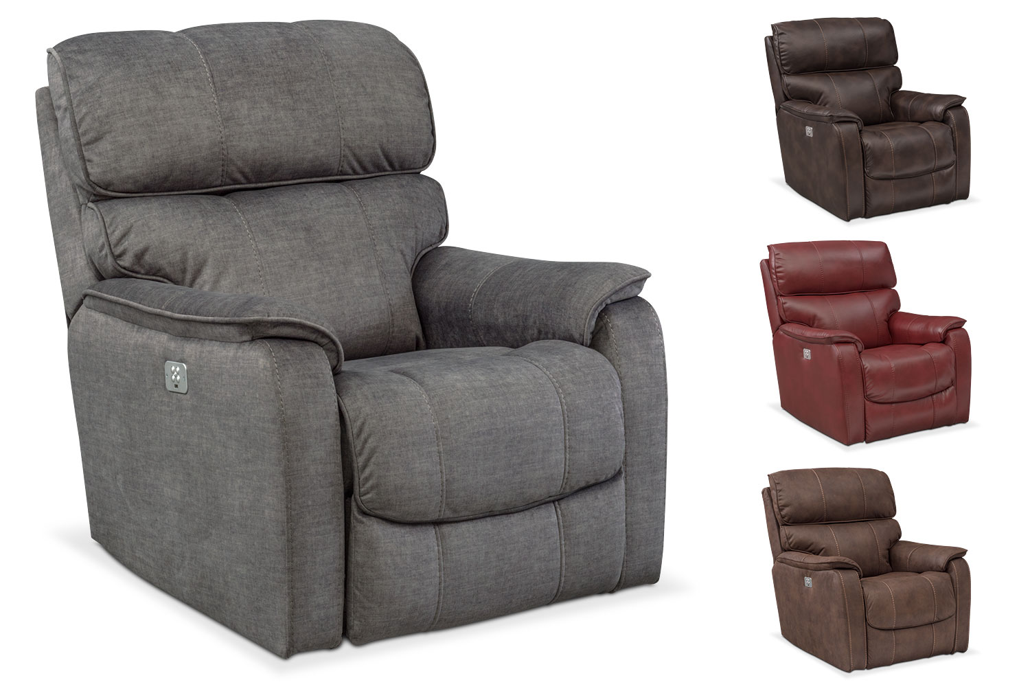 powered recliners the mondo dual power recliner collection RYHOZGY