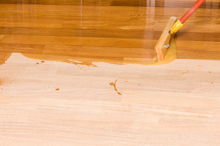 prefinished hardwood floor staining your own unfinished hardwood floor IFGEICY