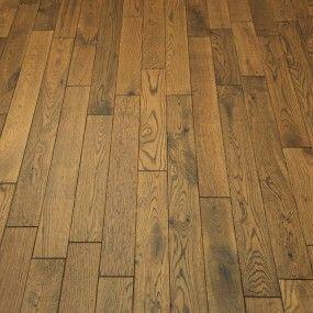 Real oak flooring muscovado oak brushed u0026 lacquered solid wood flooring - #woodflooring  #directwoodflooring #parquet PTNMGPI
