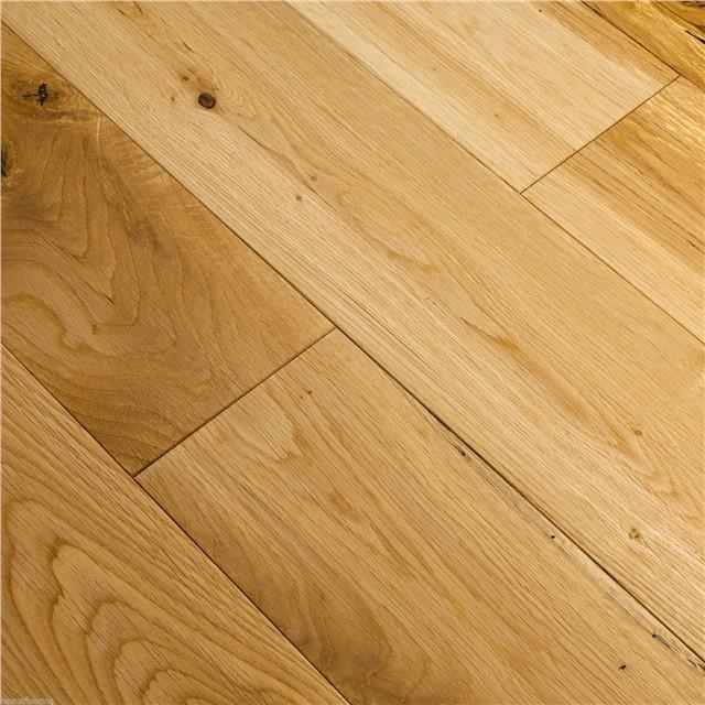 Real oak flooring solid oak flooring lacquered real wood wooden floor hardwood 150mm OCPHUIG
