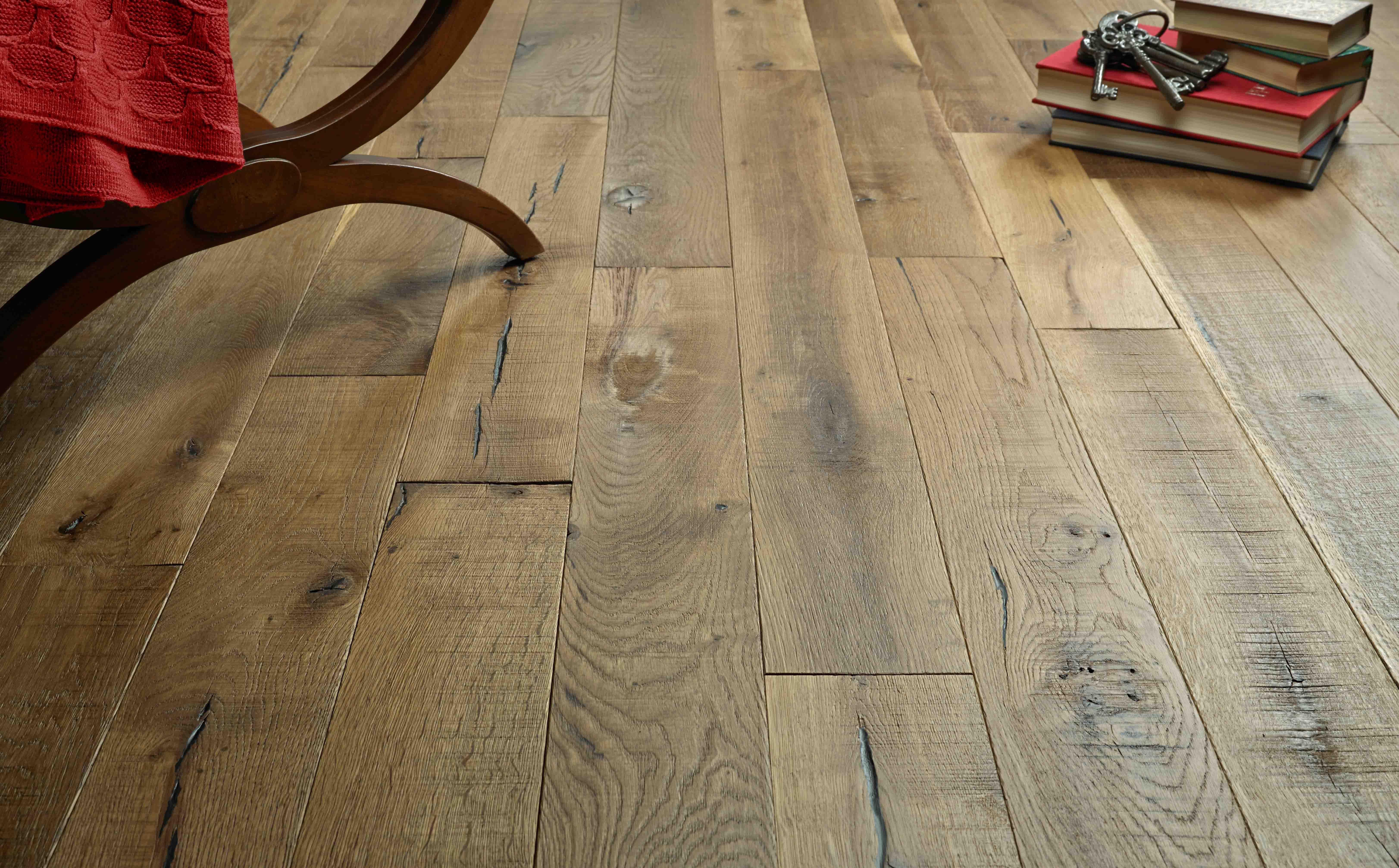 real wood floors cask white oak DZULQPM
