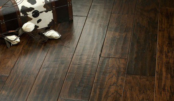 How to keep real wood floors in the best possible condition
