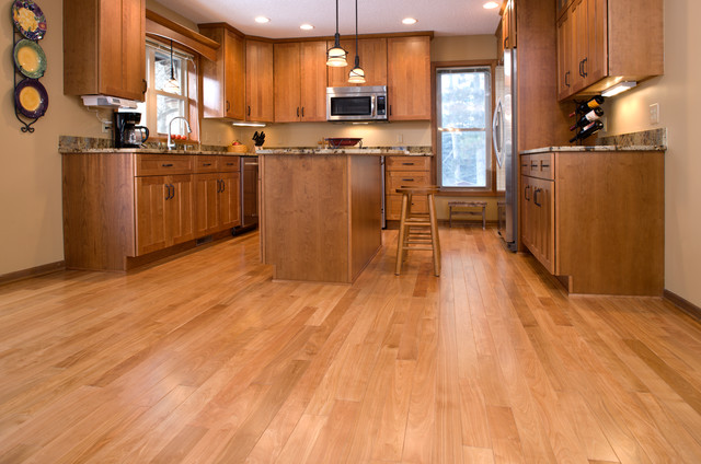 Making the right decision about birch hardwood flooring