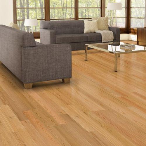 Red oak hardwood flooring essentials red oak 3-1/4 in. by lauzon wood floors TYFTMDU