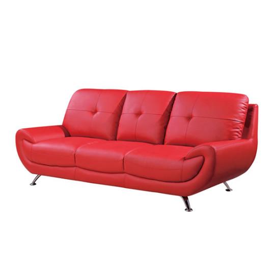 red sofas image of classic red sofa QUEIBFL