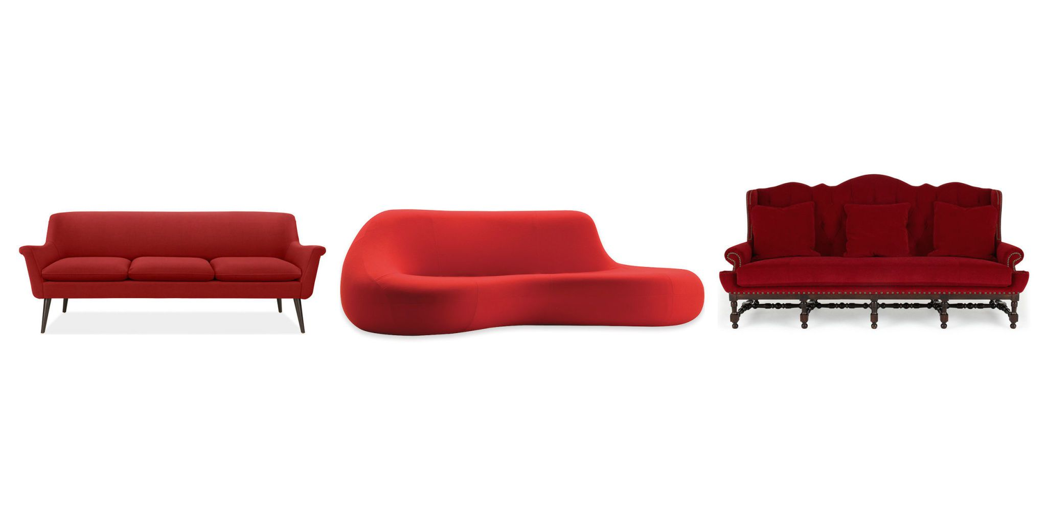 red sofas red couch XBCGTFF