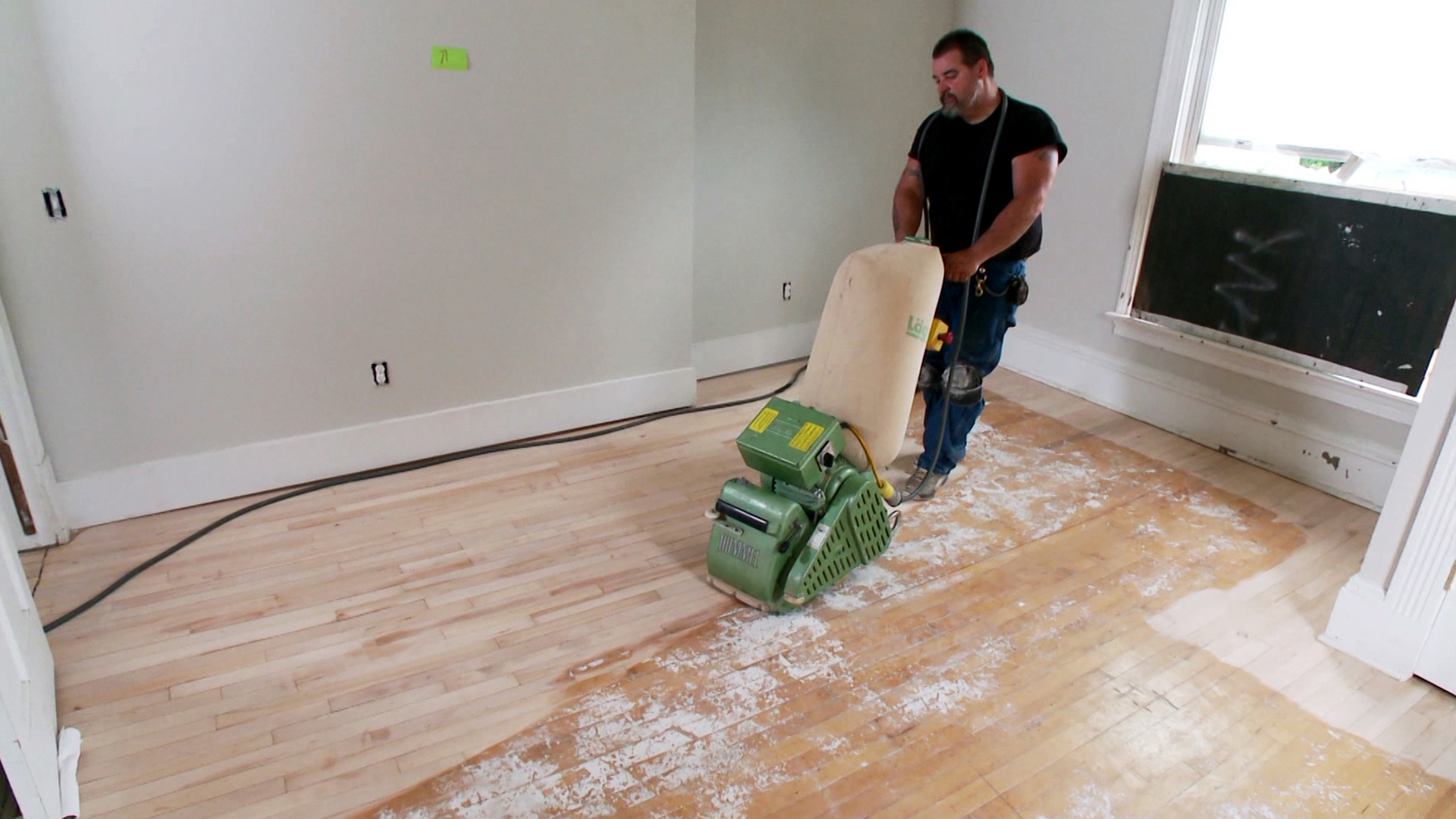 refinish hardwood floors hardwood floors refurbished video | diy LOOYZSE