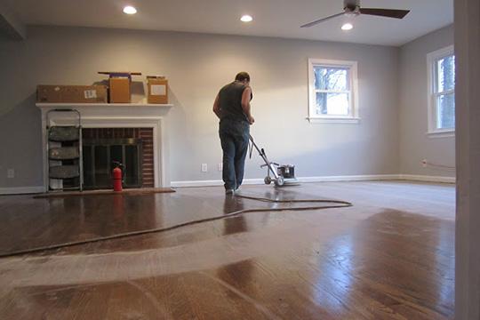 refinishing hardwood floors diy | wood floor refinishing tips PONHIGG