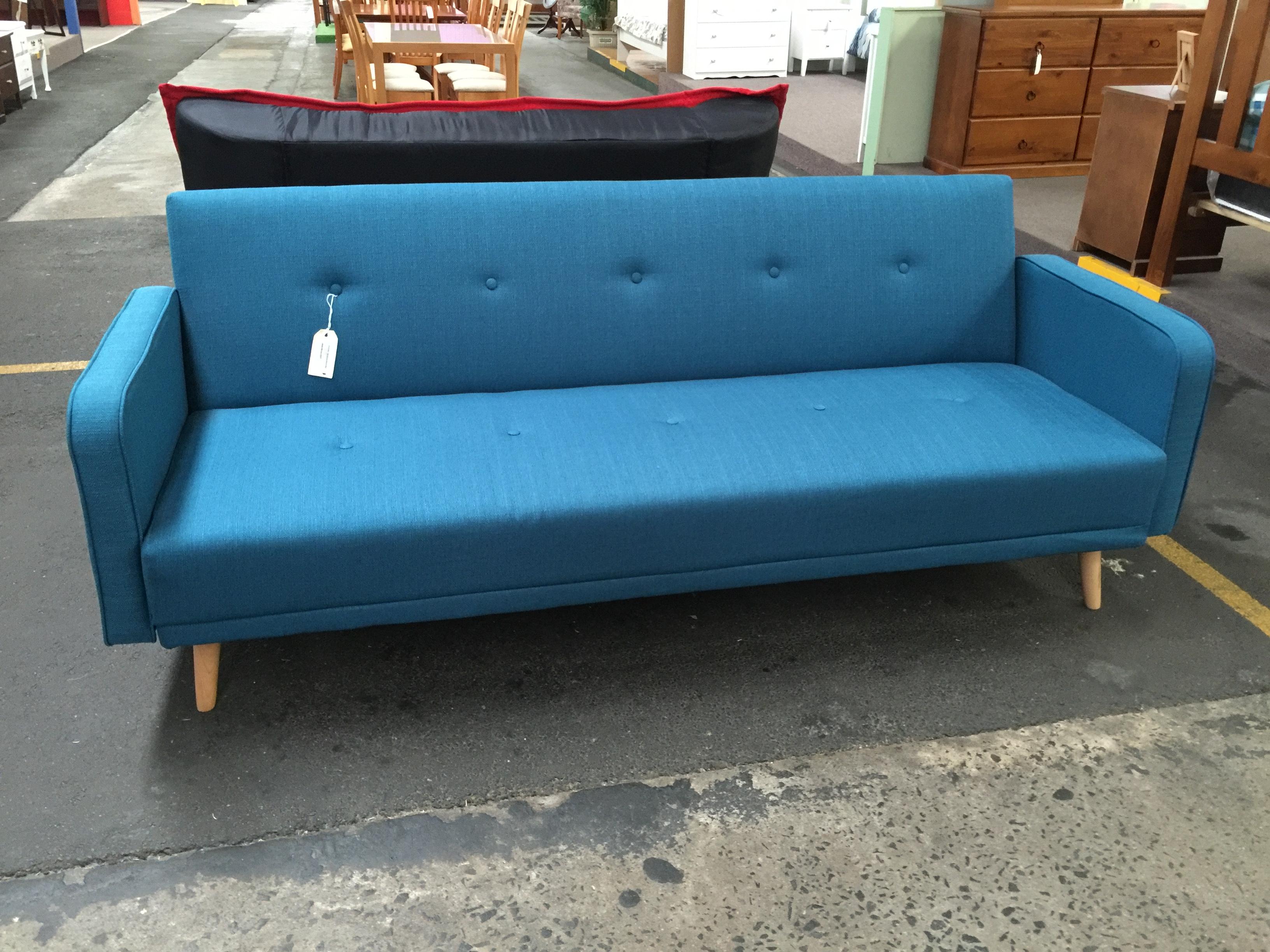 retro click clack sofa bed DHFETHS