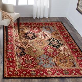 Rug clearance clearance. nourison modesto multicolor traditional area rug - 5u00273 ... JZCBJEG
