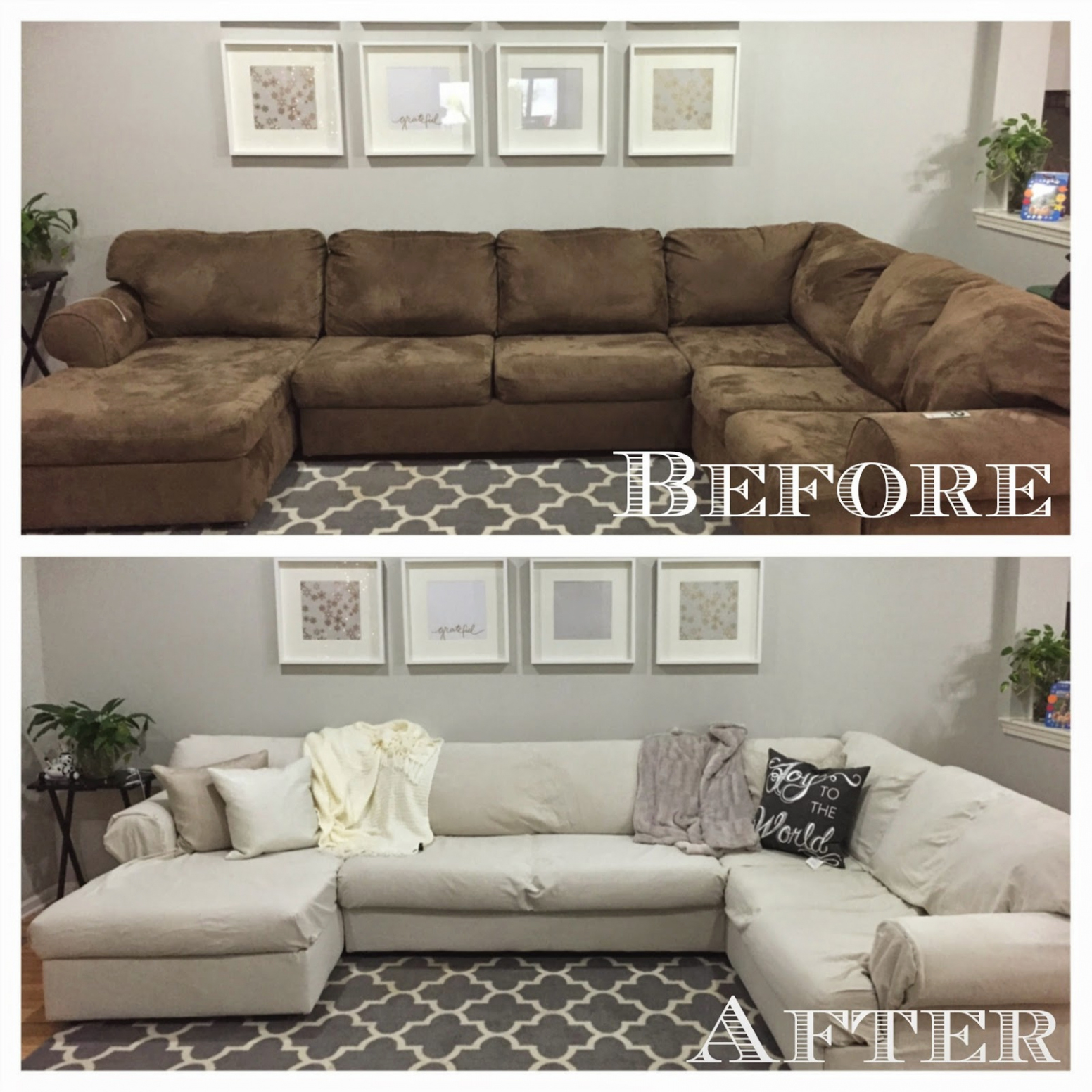 sectional couch covers diy sectional sofa cover | living room | pinterest | sofa covers regarding ZNAWRDI