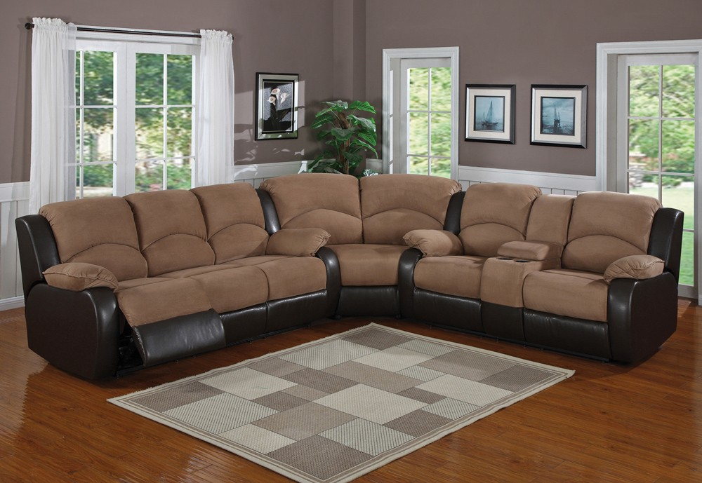 sectional reclining sofa sectional couches with recliners - 2 CZSLRGJ