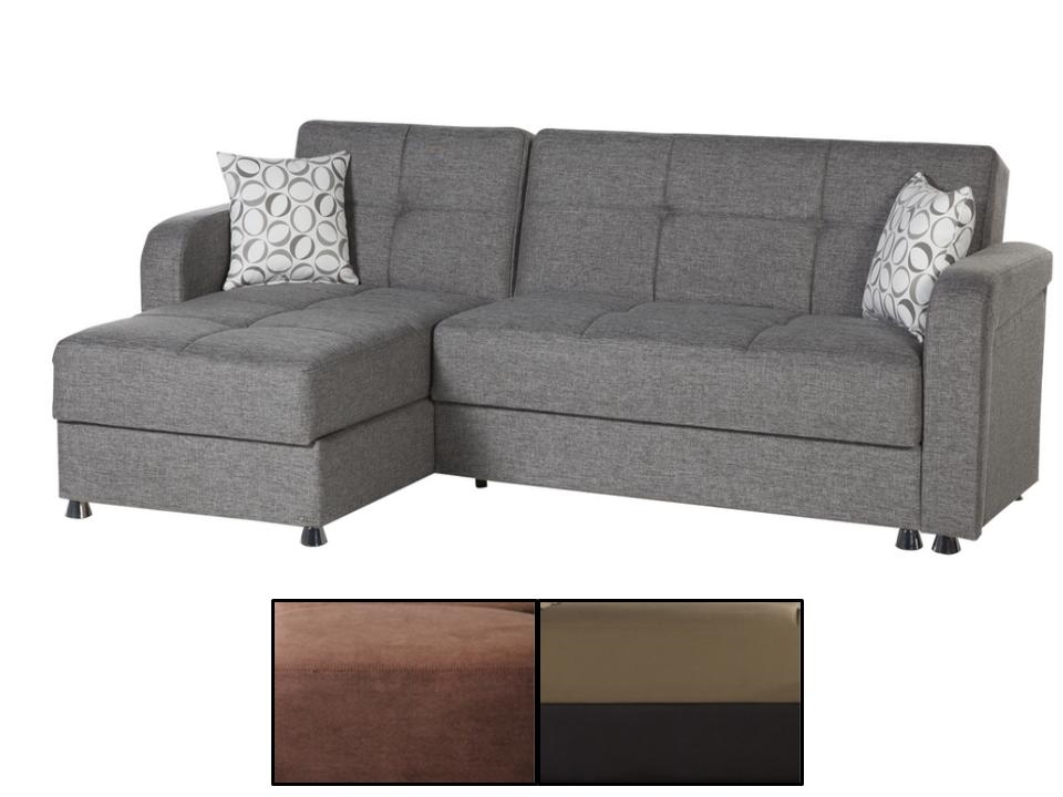 sectional sofa bed vision sectional convertible sofa bed by istikbal PZYMECK