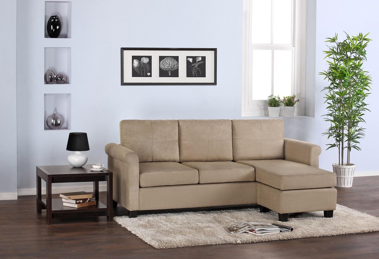 sectional sofa for small spaces - 1 AWOSKWA