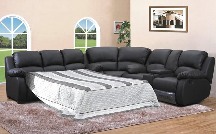 sectional sofa sleeper marvelous sectional sofa sleepers with leather sectional with sleeper y  8673 media NHPFXHB