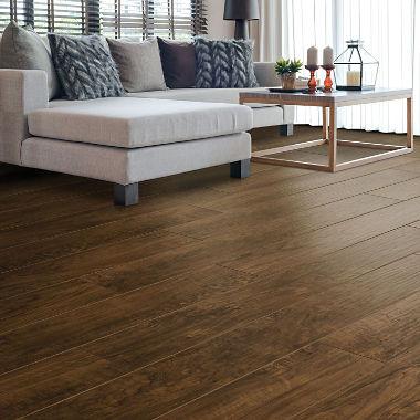 select surfaces mocha walnut laminate flooring OMWZWEN