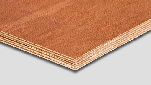 semi hardwood plywood, for indoor JBFTKNA