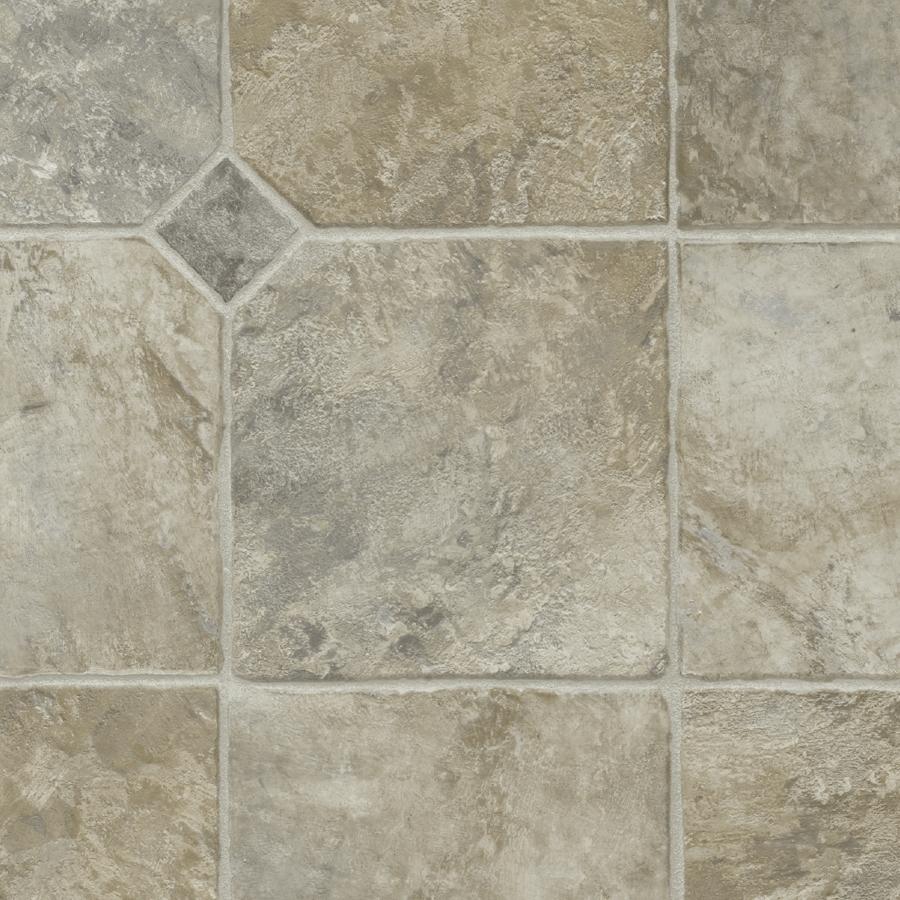 Sheet vinyl flooring ivc axis 12-ft w x cut-to-length pompano 537 stone low TUEFJAU
