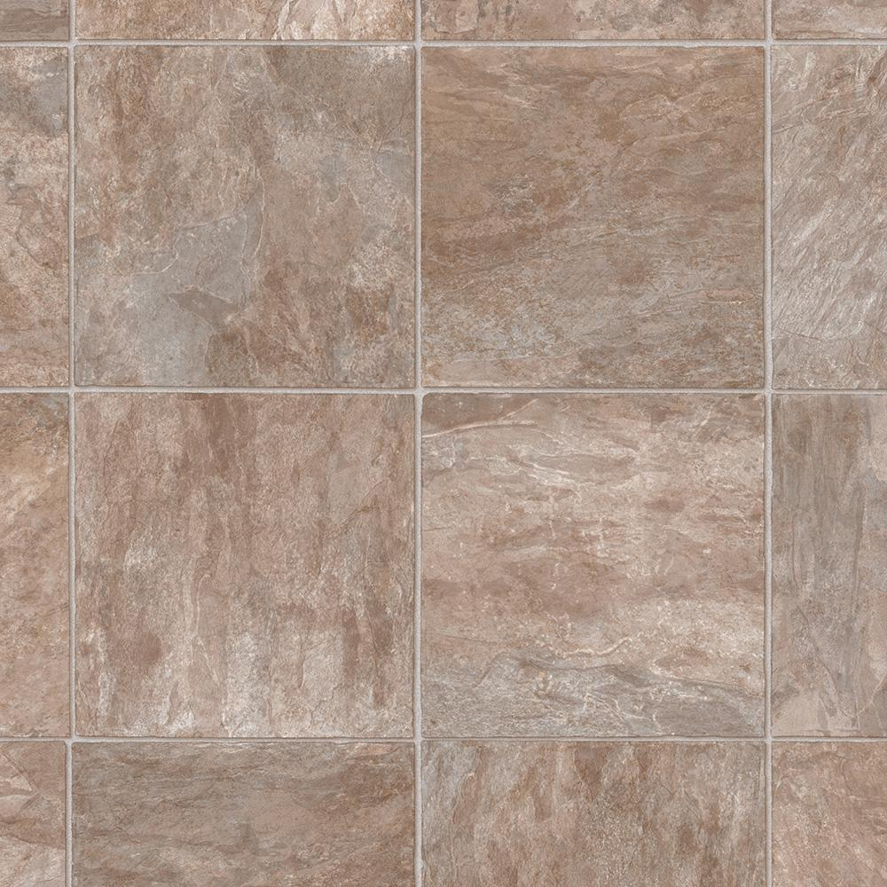 Sheet vinyl flooring trafficmaster refined slate neutral 12 ft. wide x your choice length  residential FXFZJQQ