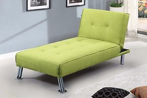 single sofa bed image is loading modern-chaise-lounge-click-clack-single-sofa-bed- PISQSCX