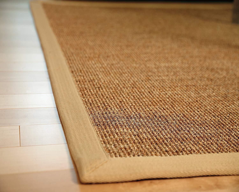 sisal rug amazon.com: anji mountain amb0120-1014 kingfisher sisal area rug, natural,  10 x 14-feet: PFHDIDN