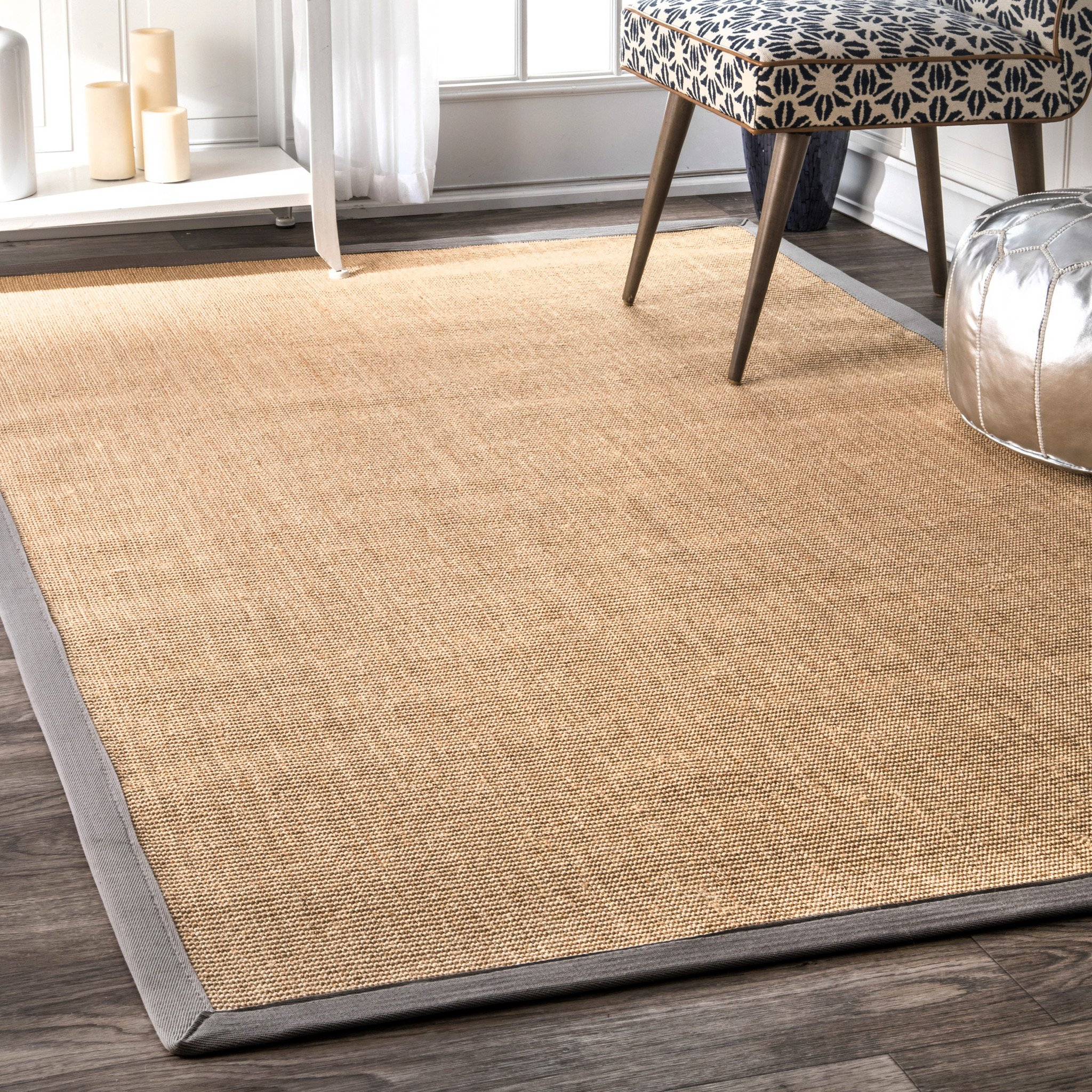 The practical uses of a sisal rug