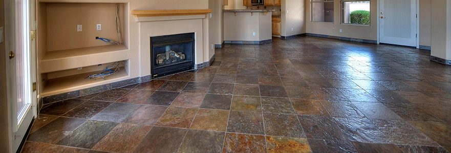 slate flooring CEIQPWI