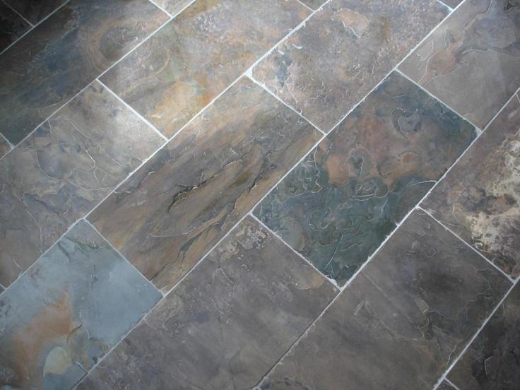slate flooring for kitchen UQPCORU