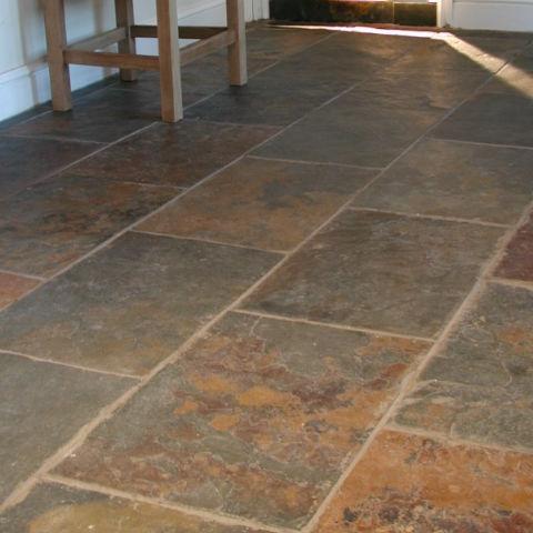 slate flooring slate floor tiles strathearn stone timber pertaining to tile floors decor 6 ZGZYFSG