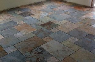 slate flooring slate tile with pattern; hopefully in the kitchen and/or bathrooms someday UXLUDOQ
