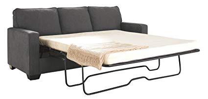sleep sofa ashley furniture signature design - zeb sleeper sofa - contemporary style  couch DOGMBJL