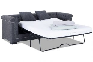 sleep sofa melrose queen bob-o-pedic gel memory foam sleeper sofa NNEUFLU