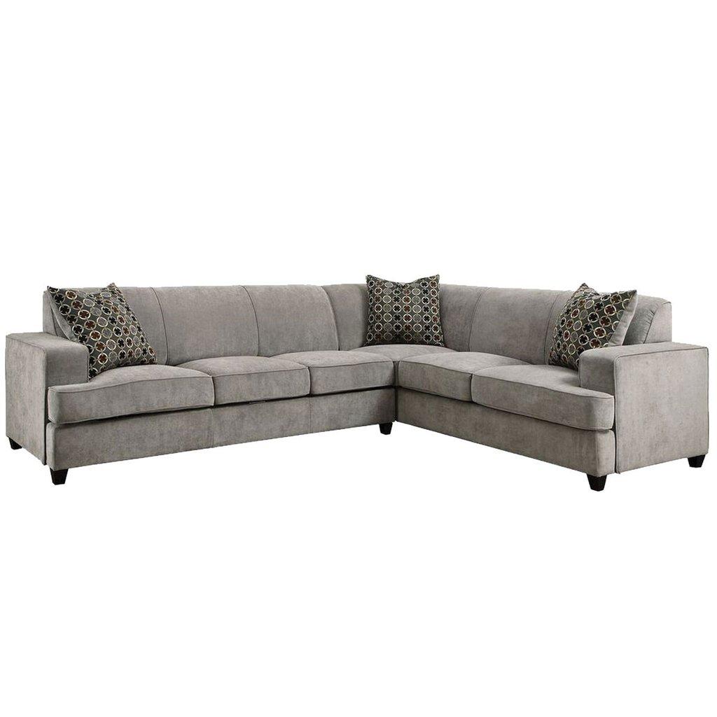 sleeper sectional sofa tess 3 pc sleeper sectional ... UEFMFWF