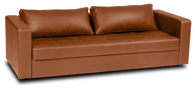 sleeper sofa leather innovative furniture leather sleeper sofa eperny faux leather sleeper sofa  modern sleeper UDVTCWW