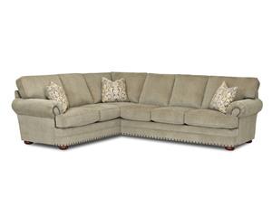 sleeper sofa sectional cliffside k30200 sleeper sectional w/ nailhead - hundreds of fabrics and  colors LKBFQUM
