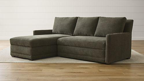 Seating furniture – sleeper sofa sectional