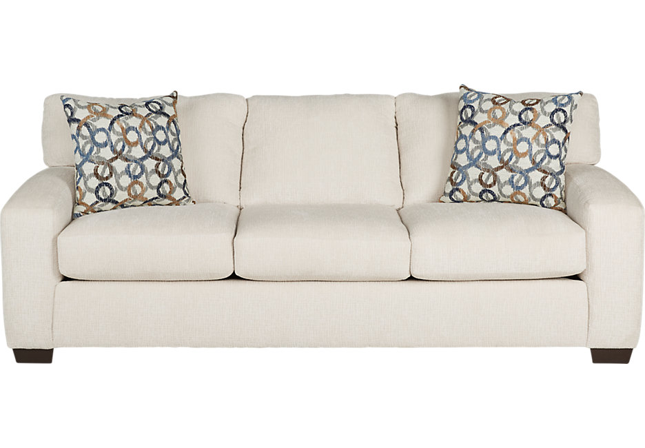 Sleeper sofas lucan cream sleeper sofa - sleeper sofas (beige) YLFBINA